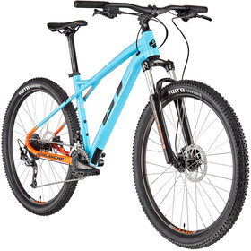 "GT Bicycles Avalanche Sport 27.5"", gloss aqua blue"